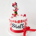 Minnie DripCake, taart Steffi, Taart Den Bosch
