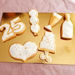 25 jaar, Cookies Den Bosch