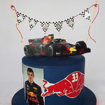 Max Verstappen Cake, Taart Den Bosch