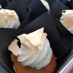 White Chocolate, CupCakes Den Bosch