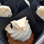 White Chocolate, CupCakes Den Bosch