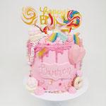CandyLand Cake, Lauren, taart Den Bosh