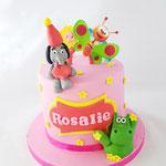 Baby Tv Taart, Rosalie, Taart Den Bosch