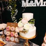 Wedding SweetTable, Golden Love, Wedding SweetTable Den Bosch