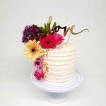Change the date Cake, Anouk en Bastiaan, WeddingCake Den Bosch, Bruidstaart Den Bosch