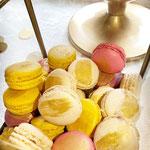 WeddingSweetTable Irene en Jeroen, Macarons, WeddingSweetTable Den Bosch