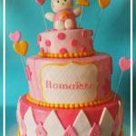Hello Kitty taart, Taart Den Bosch