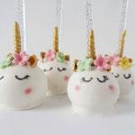 Cakepops Unicorn, Cakepops den Bosch