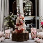 Love for Flowers WeddingCake, Ferentia en Mathijs. WeddingCake Den Bosch, Bruidstaart Den Bosch