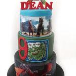 Dean, taart Den Bosch