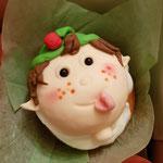 Christmas CupCakes, Naughty Elf, CupCakes Den Bosch