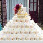 WeddingCake Enny en Ruud, WeddingCake Den Bosch, Bruidstaart Den Bosch