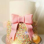 Discospikkels taart, Emme, Taart Den Bosch