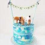 Party Animal taart, taart Den Bosch