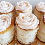 Mini Naked Cake, Babygirl, CupCakes Den Bosch