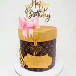 Fashion Cake, Taart Den Bosch