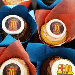 FC Barcelona CupCakes, CupCakes Den Bosch