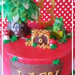 Sprookjesboom taart J-Jay, taart Den Bosch