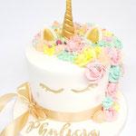 Unicorn Cake, Phylicia,Taart Den Bosch