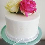 Flower WeddingCake, bruidstaart 's-Hertogenbosch, bruidstaart den bosch