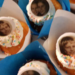 Fred 50 jaar, CupCakes Den Bosch