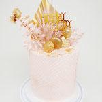 Happy Birthday, DeLuxe Cake Den Bosch