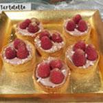 Tartelette Framboos, Tartelette Den Bosch