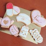 Dank voor de goede zorg cookies, Cookies Den Bosch