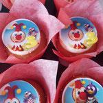 Efteling CupCAkes, Jokie en Jet CupCakes, CupCakes Den Bosch