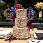details Boom Bruidstaart, Tree Wedding Cake, Robert en Irma, bruidstaart 's-Hertogenbosch, bruidstaart den bosch