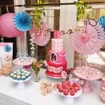 Prinsessen SweetTable Niene, SweetTable Den Bosch