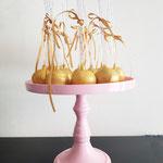 SweetTable Wedding, Golden Cakepops, Golden Love Sweet Table, Sweettable Den Bosch