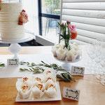 WeddingSweetTable Hans en Daphne, lokatie IJzeren Man Strandhuijs te Vught