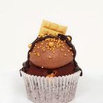 Triple Chocolate CupCake, CupCakes Den Bosch