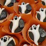 Halloween CupCake,Ghost CupCake, Cupcakes Den Bosch