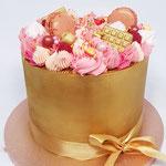 Golden Dream Cake, Taart Den Bosch