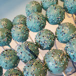 Cakepops Mintgreen, Cakepops Den Bosch