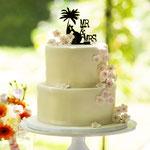 CherryBlossom WeddingCake, Karen en Kevin, WeddingCake Den Bosch, Bruidstaart Den Bosch. Foto: Marcella Tenlime Fotografie