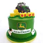 John Deere Cake, Stef, Taart Den Bosch