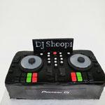 DJ Booth taart, Taart Den bosch