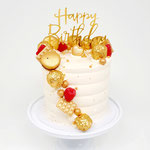 Happy Birthday de Luxe, Taart Den Bosch