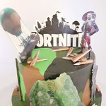 Fortnite Taart, Fortnite Cake, Taart Den Bosch