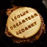 LeoLux Dreamteam CupCakes
