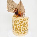 King of the Jungle, Siem 1 jaar, Taart Den Bosch