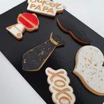 Cookiegram, vaderdag koekjes, koekjes per post, koekjes Den Bosch