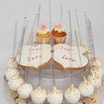 WeddingSweetTable , PastelLove, Wedding SweetTable Den Bosch