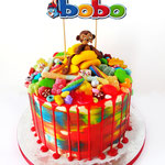 Bobo Taart, taart Den Bosch