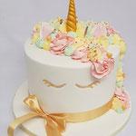 Unicorn Cake, Taart Den Bosch