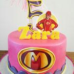 Mega Mindy taart, Zara, Taart Den Bosch