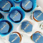 Kian 1 jaar, CupCakes Den Bosch